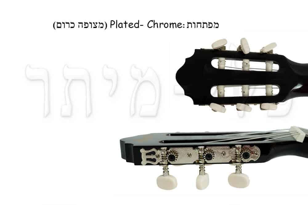 גיטרה קלאסית Malaguena EL01-CL- מפתחות כיוון